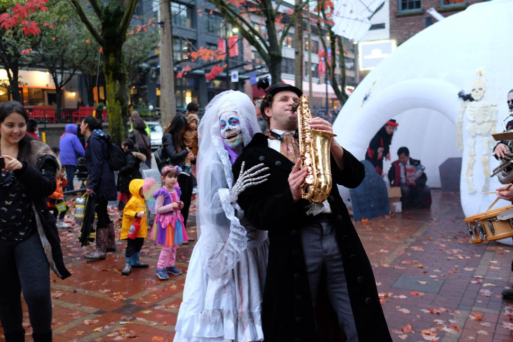 Yaletown Halloween 2020 Trick or Treat in Yaletown | Kids Out and About Vancouver